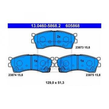 ATE 605868 Bremsbelagsatz, Scheibenbremse  130460-58682  Vorne