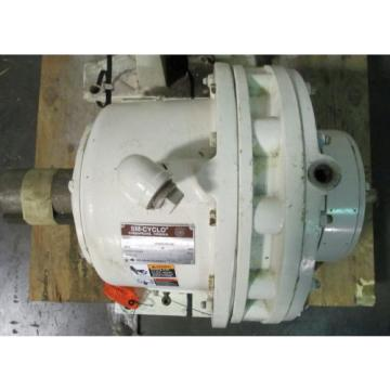 Sumitomo SM-Cyclo Speed Reducer CHHS-4195DBY-R1-SB 210 Ratio Refurb