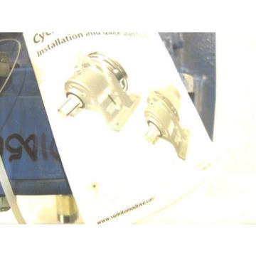 Origin  SUMITOMO SM-CYCLO CCH-6135Y-17 REDUCER CCH6135Y17