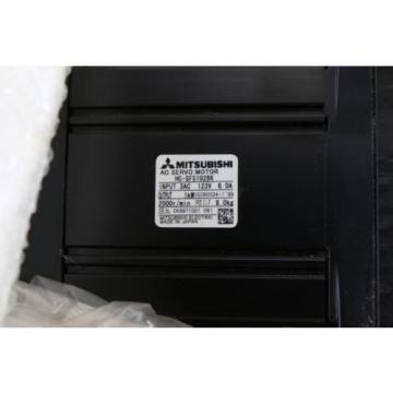 [Origin] MITSUBISHI HC-SFS102BK Servo Motor, SUMITOMO CNHXM-6095-5P-6  Cyclo Drive