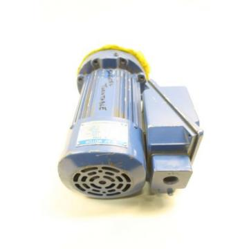 SUMITOMO TC-FV/FB FA-63M 1765RPM 1/4HP 4P 230/460V-AC ELECTRIC MOTOR D556508
