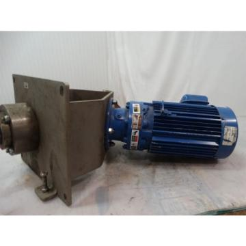 Sumitomo TC-FV CNVMS1-6095YB-AV-21 Motor 1 HP Ratio 21 633 Output RPM