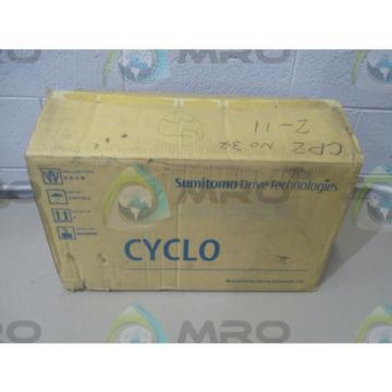 SUMITOMO SM-CYCLO TC-F MOTOR  2 HP 1720 RPM DRIVE CNHM2-6095-11 Origin IN BOX