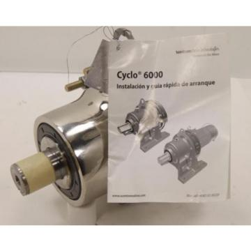 Sumitomo SM-Cyclo CNFS-6100Y-11 Nickel Plated Gear Box ratio 11:1 Origin