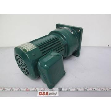 Sumitomo SM-CYCLO SNVM03-5095Y-59 Gearmotor 230/460VAC 13/065A 1/3HP 59:1