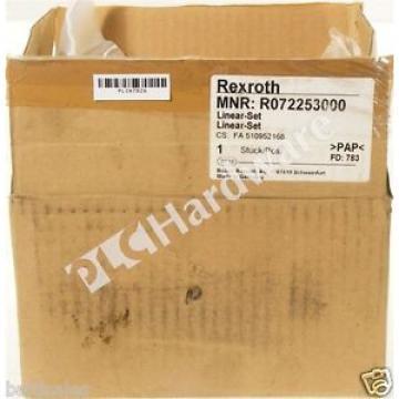 origin Bosch Rexroth R0722 530 00 R072253000 Linear-Set 30mm Shaft Diameter