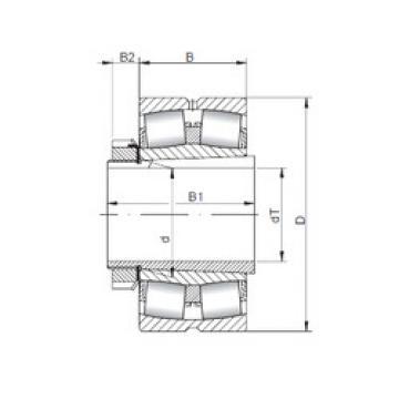Spherical Roller Spherical Roller Bearing 239/670 KCW33+H39/670 ISO