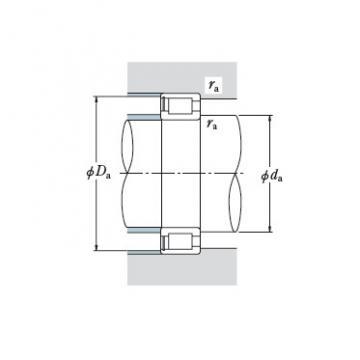 Full NSK cylindrical roller bearing NNCF4872V