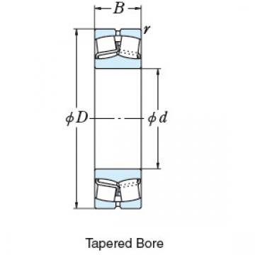 Bearing NSK SPHERICAL ROLLER 23138CKE4