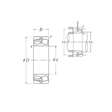 21322CAE4 NSK Spherical Roller Bearings
