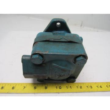 Vickers Suriname  V20 1S6S27A11L Single Vane Hydraulic Pump 1-1/4#034; Inlet 3/4#034; Outlet