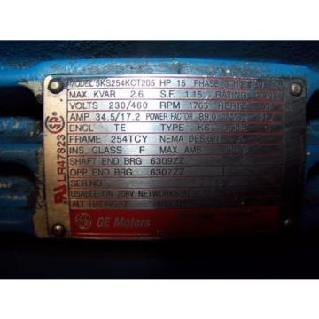 VICKERS Brazil 15 HP HYDRAULIC POWER UNIT 30 GALLON 3000 PSI PVQ20-B2R-SE1S-21