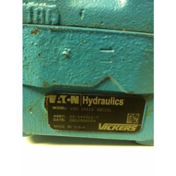 Vickers Liechtenstein / Eaton Hydraulic Pump