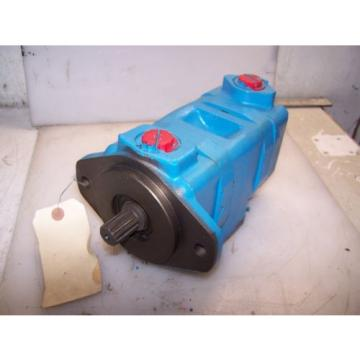 Origin France  VICKERS FIXED DISPLACEMENT DOUBLE VANE HYDRAULIC PUMP V2020-1F8S8S-11AA30