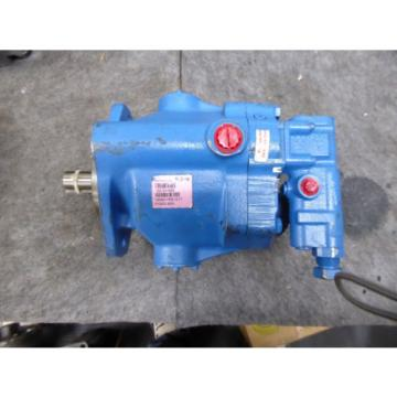 Origin Botswana  EATON VICKERS PISTON PUMP PVQ32-B2R # 02-341682