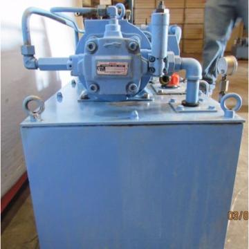 NACHI Emirates  HYDRAULIC POWER UNIT VARIABLE VANE VDC-1B-2A3-HU-1688K/OF8830000 MOTOR