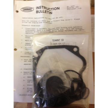 Tennant Cuinea  Seal Kit SK1450 for Vickers Hydraulic Pump 42163-1