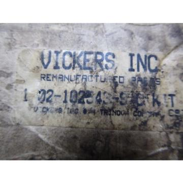 EATON Barbados  VICKERS CARTRIDGE KIT 02-102543-9