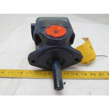Vickers Fiji V201R13R1D11 TC Hydraulic Vane Pump 3/4#034; Shaft Diameter