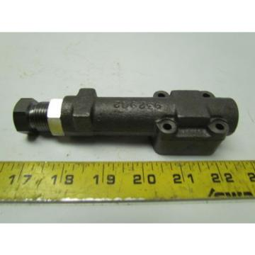 Eaton Netheriands  Vickers 9900224-002 Piston Pump Compensator For Q Series Pressure Limiting