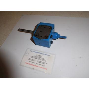 Vickers Gambia PVB15 Mechanical Stroke Limiter