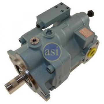 PVS-2B-35P3-E13 Mozambique Nachi Piston Hydraulic Pump 35CC 7/8#034; Shaft Remote Compensator