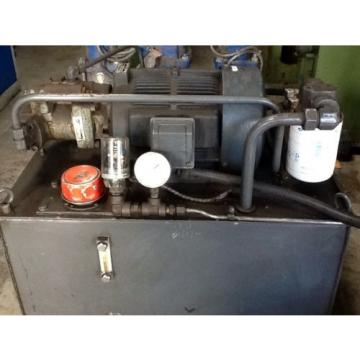 Nachi Qatar  Hydraulic Power Pack 22kw