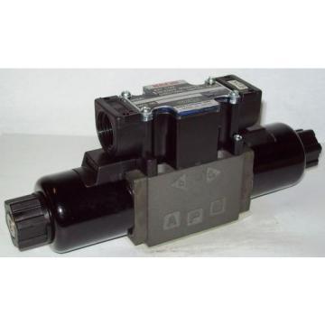D03 Cuba 4 Way 4/2 Hydraulic Solenoid Valve i/w Vickers DG4V-3-?N-WL-G 12 VDC E2X