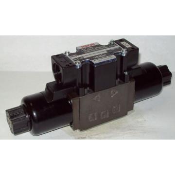 D03 Rep. 4 Way 4/2 Hydraulic Solenoid Valve i/w Vickers DG4V-3-0N-WL-G 12 VDC