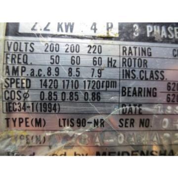 NACHI UnitedKiongdom HYDRAULIC MOTOR PUMP LTIS90-NR PVS-1B-22N1-U-11 UPV-1A-22N1-22AG-4-4412B