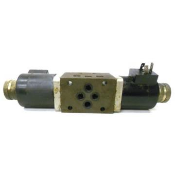 NACHI Sudan FUJIKOSHI SOLENOID OPERATED CONTROL HYDRAULIC VALVE SA-G01-C9-R-E1-8683A