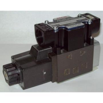D03 Iran 4 Way 4/2 Hydraulic Solenoid Valve i/w Vickers DG4V-3-0A-WL-D 230 VAC