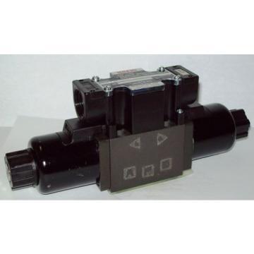 D03 Liberia 4 Way Shockless Hydraulic Solenoid Valve i/w Vickers DG4V-3-2C-WL-D 230 VAC