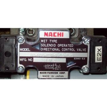 D03 Liberia 4 Way 4/2 Hydraulic Solenoid Valve i/w Vickers DG4V-3-?N-WL-H 24 VDC
