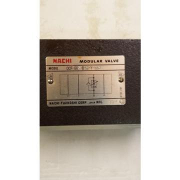 Origin Grenada NACHI OCF-GO3-B60-Y-J50 MODULAR VALVE
