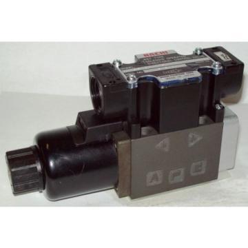 D03 Mozambique 4 Way 4/2 Hydraulic Solenoid Valve i/w Vickers DG4V-3-2B-WL-G 12 VDC