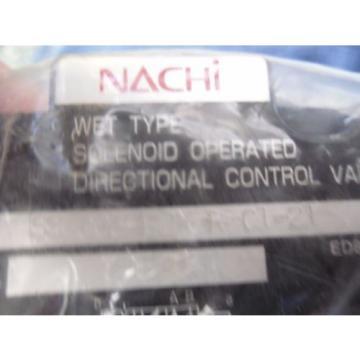 Origin Uganda NACHI SS-G03-E2X-R-C1-21 MFG NO 750HYDRAULIC SOLENOID VALVE