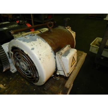 Nachi Tonga 5 HP Motor w/ Nachi Pumps VDC-1B-2A3-U-6071B / UVC-1A-2A3-37A-4-6071B