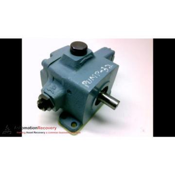 NACHI Kuwait VDR-1A-1A3-Q11-6124A VARIABLE VANE PUMP  1800 RPM MAX #183363