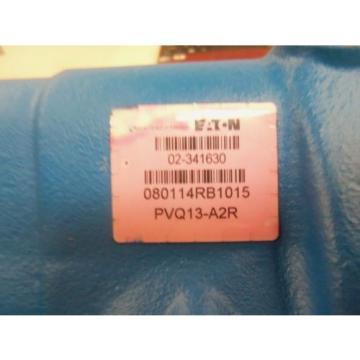 EATON Barbuda VICKERS PVQ13-A2R HYDRAULIC PUMP 02-341630 Origin NO BOX