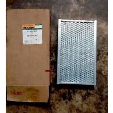 Komatsu Ecuador Air Filter 421-07-12312
