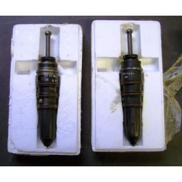 2 Iran  - Komatsu D85P-18 Cummins NT 855 Fuel Injector Assemblies - NOS In Packages
