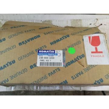Komatsu Argentina 23B-809-3200 Panel Assembly