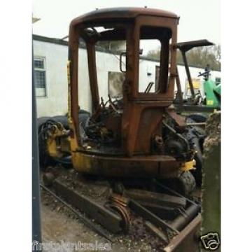 Komatsu Liechtenstein  PC27R Mini Digger ' Single Track Motor Only' Price Inc VAT