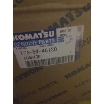 KOMATSU Argentina CUSHION 17A-54-46130 (NEW)