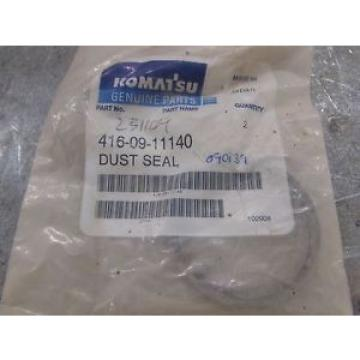 NEW Samoa Western  GENUINE KOMATSU SEAL PART # 416-09-11140