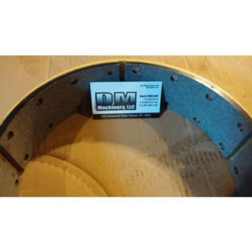 New Guinea Komatsu D20 D21 steering brake band  -6, -7, or -8