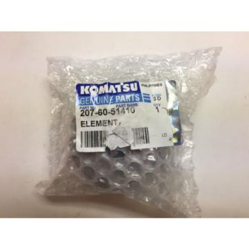 KOMATSU Moldova, Republic of  ELEMENT FILTER 207-60-51410