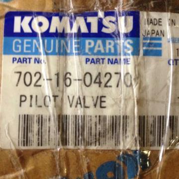 Komatsu Slovenia Pilot Valve Pt# 702-16-04270