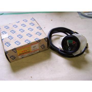 Komatsu Liberia Water Temperature Guage Part No. 08645 12000 TM1 - New In The Box